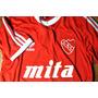 Camiseta (retro) Independiente Mita Bochini Campeon. Unica!