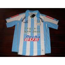 Camiseta Atlético Tucuman Topper Titular Año 2009/10 Talle S