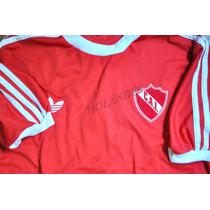 Camiseta Independiente 1978 Titular. Bochini Rey De Copas