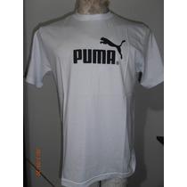Remera Blanca Puma 2013 Hombre