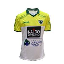 Camiseta Suplente Joma Sarmiento De Junin Nueva 2015 Fluo