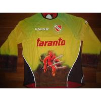 Camiseta Independiente Topper Taranto Arquero De Luis Islas