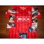 Autografiada Plantel ! Camiseta Independiente Puma #8 Mendez