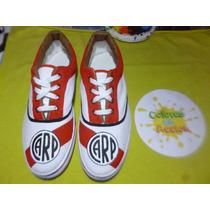Camiseta River Plate Zapatillas