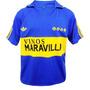 Camiseta Retro Boca Vinos Maravilla..publi En Felpa.unica..!