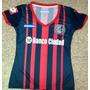Camiseta De San Lorenzo Dama Mujer Local O Envios!!!