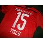 Camiseta River Plate #15 Pisculichi