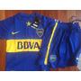 Kit Niños Boca Juniors 2016 (short + Camiseta)