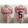 Camiseta De River Plate, Sanyo 1994, Usada Verano Vs Racing!