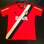 Camiseta River Roja 2015/16. Suplente
