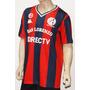 Camiseta San Lorenzo Titular Basquet Kappa Entrenamiento
