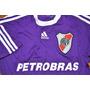 Camiseta Retro River Violeta Ortega