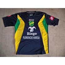Defensa Y Justicia Argentina Camiseta Lotto De Utileria L