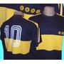 Camiseta Boca Juniors Retro Epoca Diego Maradona