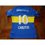 Camiseta Boca Juniors Nike Oficial Match Tevez Entrego Ya!