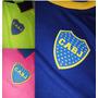 Camiseta Boca Juniors 2014 X3 Originales Oferta Liquidacion