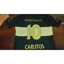 Nueva Camiseta Boca Juniors - Negra 2016 - Carlitos Tevez