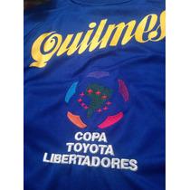 Camiseta Boca Júniors 2001 Nueva Logo Copa Libertadores
