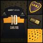 Camiseta Titular Boca Juniors - 10 Tevez