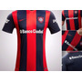Camiseta De San Lorenzo De Almagro Modelo 2016. Oficial.