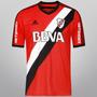 Camiseta River 2016 Oficial Roja