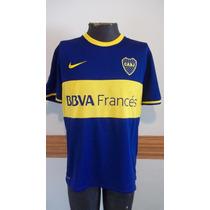 Camiseta De Boca Juniors De La Temporada 2013 Talle M