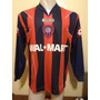 Camiseta Fútbol San Lorenzo Lotto 2007 2008 Romeo #9 T. L