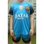 Conjunto Barcelona Kids 2016 Champions Messi