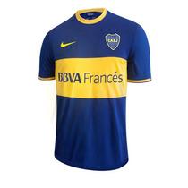 Camiseta Boca Juniors Talle M Y L Titular Azul Nueva