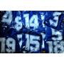 Camiseta P/ Equipos Futbol Todos Los Talles Y Numeros Gratis
