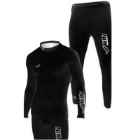 Calza Termica Futbol Remera Y Pantalon Marca Hifly Premium