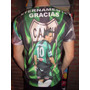 Remera De Nueva Chicago Gomito Gomez Unica!!!