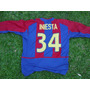 Camiseta Barcelona Original Iniesta Champion League