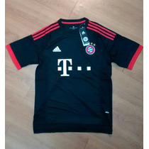 Camiseta Bayer Munich Suplente. Última Temporada! M.pago.