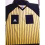Último Precio!!! Camiseta De Arbitro - Talle M Usada.