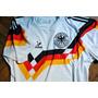 Camiseta Retro De La Seleccion De Alemania 1990..espectacula