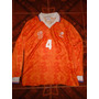 Camiseta Fútbol Selección Holanda Lotto Mundial 94 Koeman #4