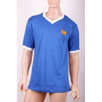 Camiseta Retro Francia 1950 Retroclassicshirt