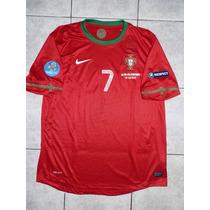 Portugal Cristiano Ronaldo Euro 2012 - Original Autentica !