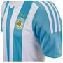 Camiseta De Seleccion Argentina De Niños Promo Short Gratis