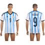 Camiseta Mundial Argentina Higuaín 2014 Envíos T/país!!