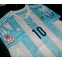 Camiseta Seleccion Argentina Adidas Final Copa America 2015