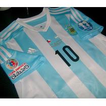 Camiseta Seleccion Argentina Adidas Copa America 2015