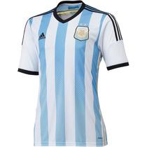 Camiseta Argentina Titular 2014