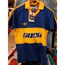 Camiseta Cabj Fiat 1991 Nueva Retro Algodon. Mirala