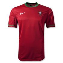 Camiseta Oficial Portugal 2012 N I K E Envio Gratis Outlet