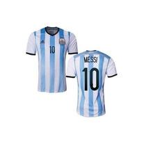 Camiseta Seleccion 2014 Adidas Climacool/ Estampado Messi!!!