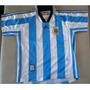 Camiseta Argentina Original Año 1998 - Adidas