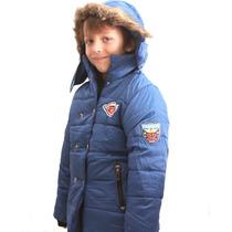 Campera Importada De Niños Nene Varon Tipo Uniqlo Abrigo