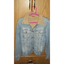 Campera De Jeans Mujer